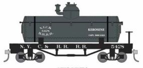 Bachmann O-T Tank Car New York Central Lines HO Scale Model Train Freight Car #72102
