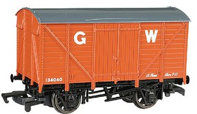 Bachmann HO Thomas & Friends Great Western Ventilated Van