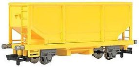 Bachmann Chuggington Hopper Car Yellow HO Scale Model Train Freight Car #77105