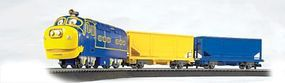 Bachmann Brewsters Cargo Caper Chugginton HO Scale Model Train Set #771