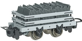 Bachmann HO Narrow Gauge Thomas & Friends Slate Wagon w/Load