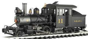 Bachmann Baldwin 2-4-4 Forney Sandy River & Rangley Lake #11 G Scale Model Train Steam Loco #80997