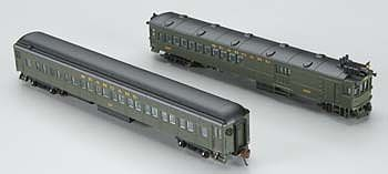 Bachmann EMC Gas Electric Doodlebug Coach Seaboard Air Line -- N Scale Model Train Passenger -- #81469