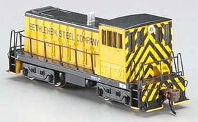 Bachmann GE 70-Tonner w/DCC Bethlehem Steel N Scale Model Train Diesel Locomotive #82057