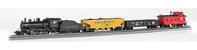 Bachmann Echo Valley Express HO Scale Model Train Set #825