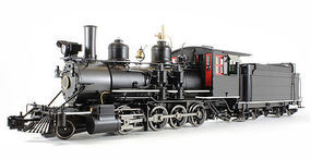 Bachmann Class C-16 2-8-0 Long Tender Painted, Unlettered G Scale Model Train Steam Locomotive #83199