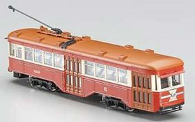 Bachmann Peter Witt Streetcar DCC Chicago Surface Lines N Scale Model Hand Car and Trolley #84652
