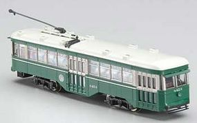 Bachmann Peter Witt Streetcar w/DCC Brooklyn & Queens Transit N Scale Model Hand Car and Trolley #84653
