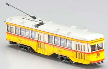 Bachmann Peter Witt Streetcar w/DCC Baltimore Transit Co. -- N Scale Model Hand Car and Trolley -- #84654
