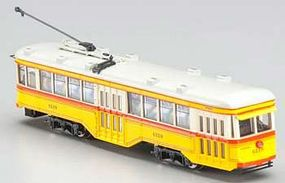 Bachmann Peter Witt Streetcar w/DCC Baltimore Transit Co. N Scale Model Hand Car and Trolley #84654