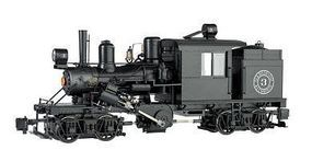 Bachmann 2-Truck Climax Elk River Coal & Lumber Co. #3 G Scale Model Train Steam Locomotive #85094