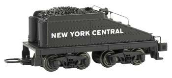 Bachmann USRA Slope-Back Tender -- DCC Ready -- New York Central -- N Scale Spectrum -- #89652