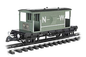 Bachmann Spiteful Brake Van - G-Scale