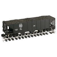 Bachmann Hopper Car East Broad Top #845 G Scale Model Train Freight Car #98203