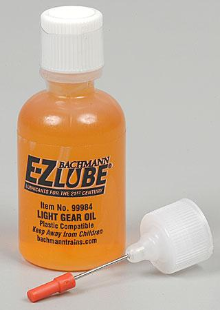Bachmann E-Z Lube Light Gear Oil -- Model Train Track Accessory -- #99984
