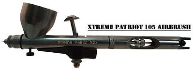 Badger Airbrush Co. Xtreme Patriot 105 Airbrush