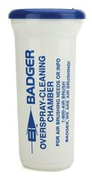 Badger Overspray Cleaning Chambr