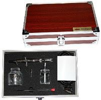 Badger Airbrush Anthem with case Airbrush and Airbrush Set #1559