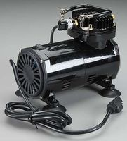 Badger Airstorm 1/6 Auto Off Port Airbrush Compressor #180-15