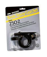Badger Basic Spray Gun-Carded Airbrush and Airbrush Set #250-2