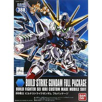 Bandai BB#388 Build Strike Full Package, Bandai SD Snap Together Plastic Model Figure #186536