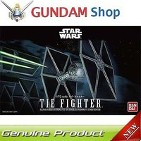 Bandai Tie Fighter Star Wars Snap Tite Plastic Model Figure 1/72 Scale #194870