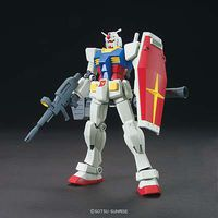 Bandai RX-78-2 Gundam (Revive) Snap Together Plastic Model Figure 1/144 Scale #196716