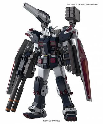 Bandai Models Master Grade Full Armor Gundam Thunderbolt -- Snap Together Plastic Model Figure -- 1/100 -- #207589