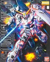 Bandai RX-O Unicorn Gundam Snap Together Plastic Model Figure 1/100 Scale #162053
