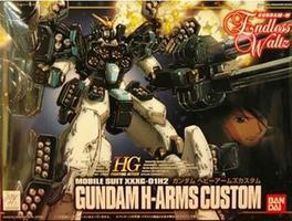 Bandai Snap EW-03 Gundam H-Arms Custom Snap Together Plastic Model Figure 1/144 Scale #61210