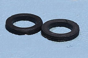 Berkshire Auto tires early 6/ - O-Scale (6)