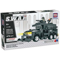 Brictek Swat Armored Personnel Carrier 476pcs Building Block Set #11101