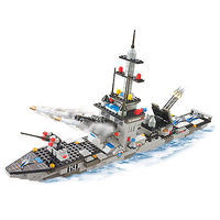 Brictek Frigate 388pcs Building Block Set #15404
