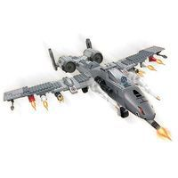Brictek Air Force Fighter Plane 384pcs Building Block Set #15713