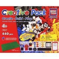 Brictek Creative Pack 440pcs Building Block Set #19027