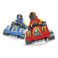 Brictek Racing 2 Mini Racers 80pcs Building Block Set #21508