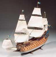 Billing-Boats 1/75 WASA 3-Masted 1627 Royal Sailing Ship (Expert)