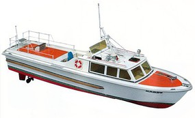 Billing-Boats 1/15 Kadet Motorboat w/Vacu-Form Hull (Beginner) (can be motorized-not included)