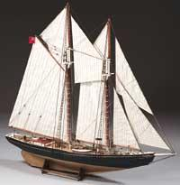 Billing Boats 1/65 Bluenose Double-Masted Fishing Schooner (Intermediate)