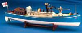 Billing-Boats 1/35 HMS Renown 19th c. Steam Pinnace Ship w/Vacu-Form Parts (Beginner)