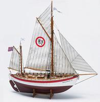 Billing-Boats 1/40 Colin Archer Double-Masted Norwegian Rescue Vessel (Beginner)