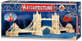 Bojeux London Tower Bridge (England) (5000pcs) Wooden Construction Kit #6631