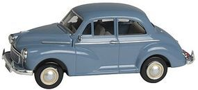 Berkina 1948-1971 Morris Minor Sedan Assembled Blue Model Railroad Vehicle HO Scale #15202