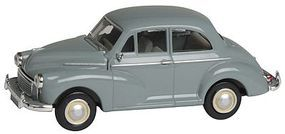 Berkina 1948-1971 Morris Minor Sedan Assembled Gray Model Railroad Vehicle HO Scale #15203