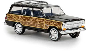 Berkina Jeep Wagoneer Woody black