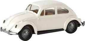Berkina Volkswagen Old Beetle Economy Assembled Model Railroad Vehicle HO Scale #25013