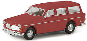 Berkina Volvo Station Wagon crimson HO Scale Model Railroad Vehicle #29259