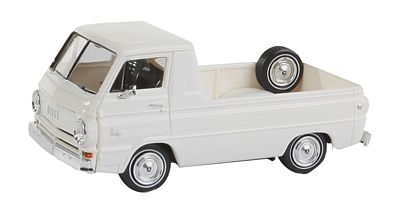 1964 dodge a 100 pickup truck assembled white model railroad vehicle 1964 dodge a 100 pickup truck assembled white model railroad vehicle ho scale 34326 publicscrutiny Choice Image