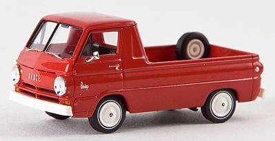 1964 dodge a 100 pickup truck assembled red model railroad vehicle 1964 dodge a 100 pickup truck assembled red model railroad vehicle ho scale 34327 publicscrutiny Choice Image