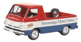 Berkina 1964 Dodge A 100 Truck Assembled Hemmings Motor News Model Railroad Vehicle HO Scale #34332